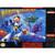 Mega Man X - SNES Game Front Box Cover