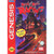 Rock 'N Roll Racing Empty Box For Sega Genesis