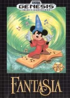 e91a78443 Fantasia Genesis Complete Game For Sale