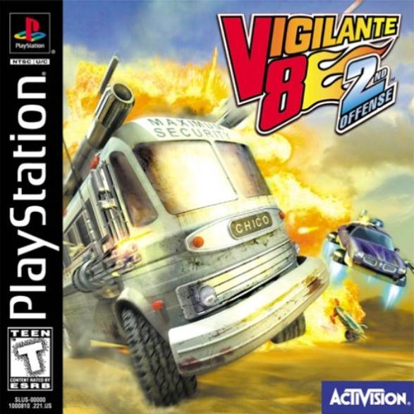 vigilante 8 2nd offense para pc 1 link portable