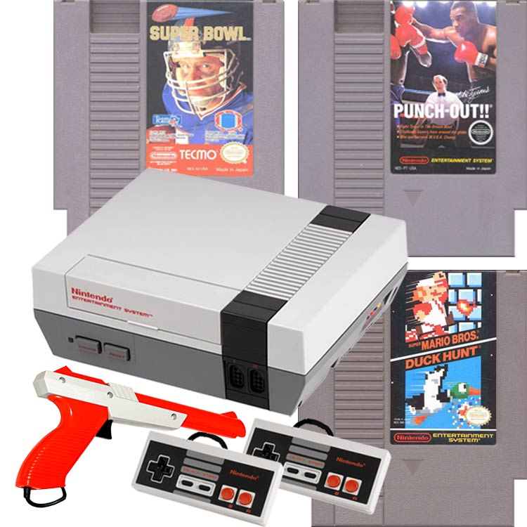 Nintendo NES For Sale, Buy Old Games & Consoles