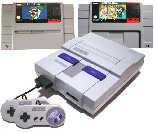 Super Nintendo For Sale 100 Original Snes