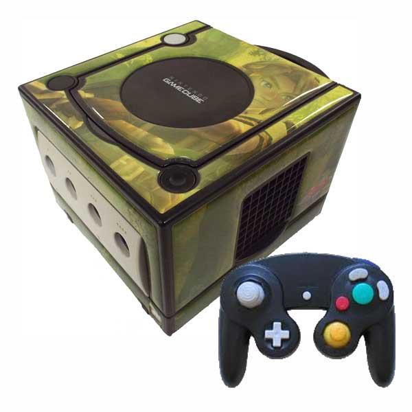 GameCube Zelda Twilight Princess Skin Player Pak