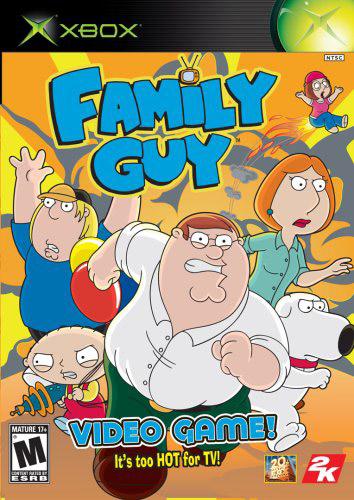 Family Guy - Xbox Game