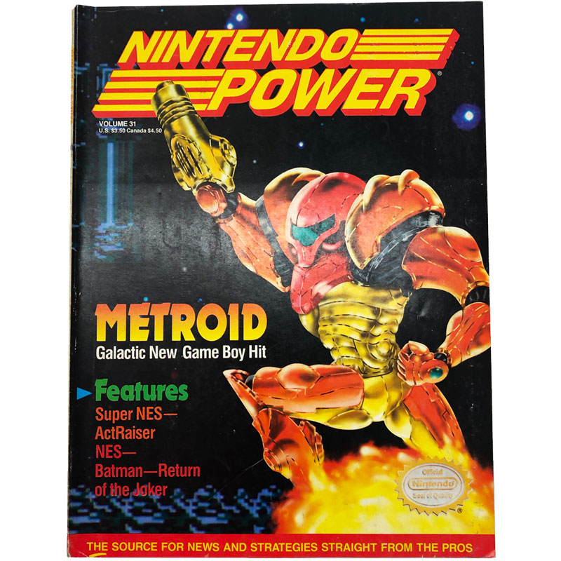 NES Collector's Corner - Manuals, Boxes & Guides For Sale