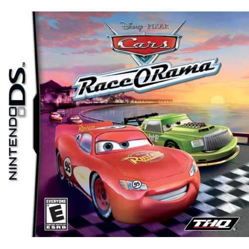 Cars Race O Rama - DS Game