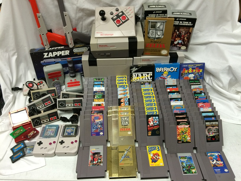 DK Sell Your Games - Just in Week of 7/2/15 - DKOldies: Retro Game Store