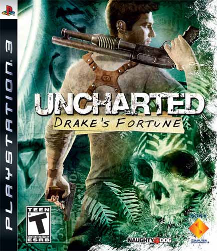 Uncharted Drake S Fortune Ps3 Game For Sale Dkoldies