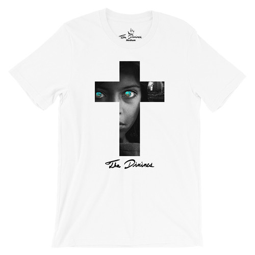 """Cross Me If You Want"" Premium tee"