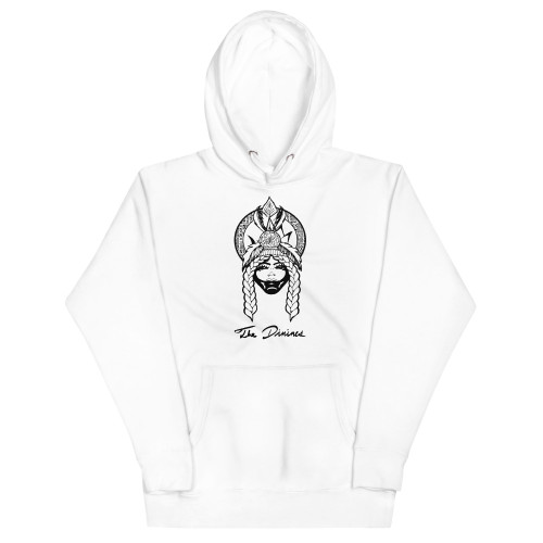 """Divine Native"" Premium Hoodie (Fashion Fit - May have to order 1 size up)"