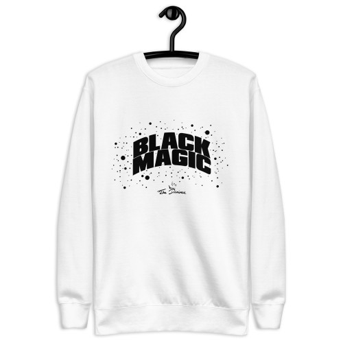 """Black Magic"" Premium Sweatshirt (Fashion Fit - May have to order 1 size up)"