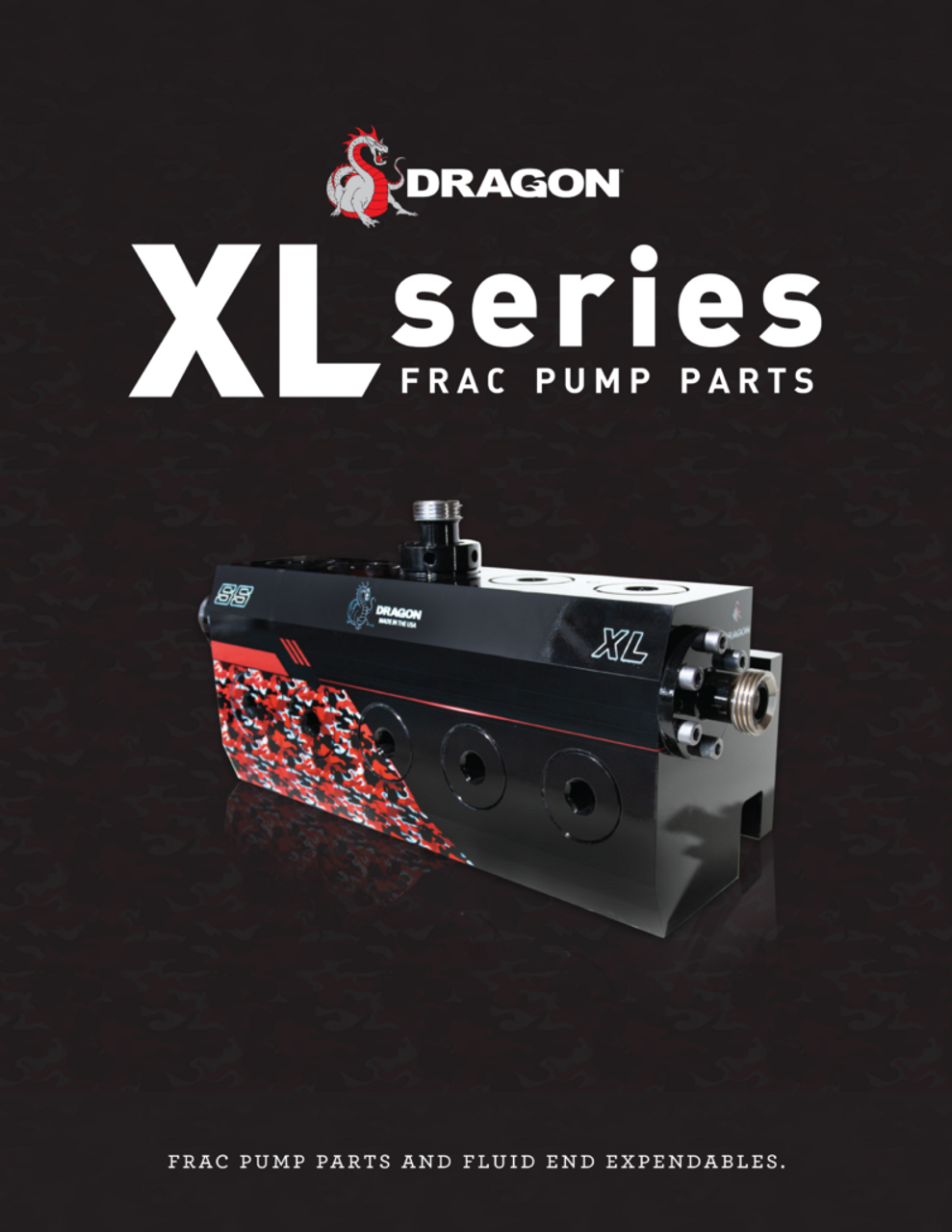 XL Series - Frac Pump Parts