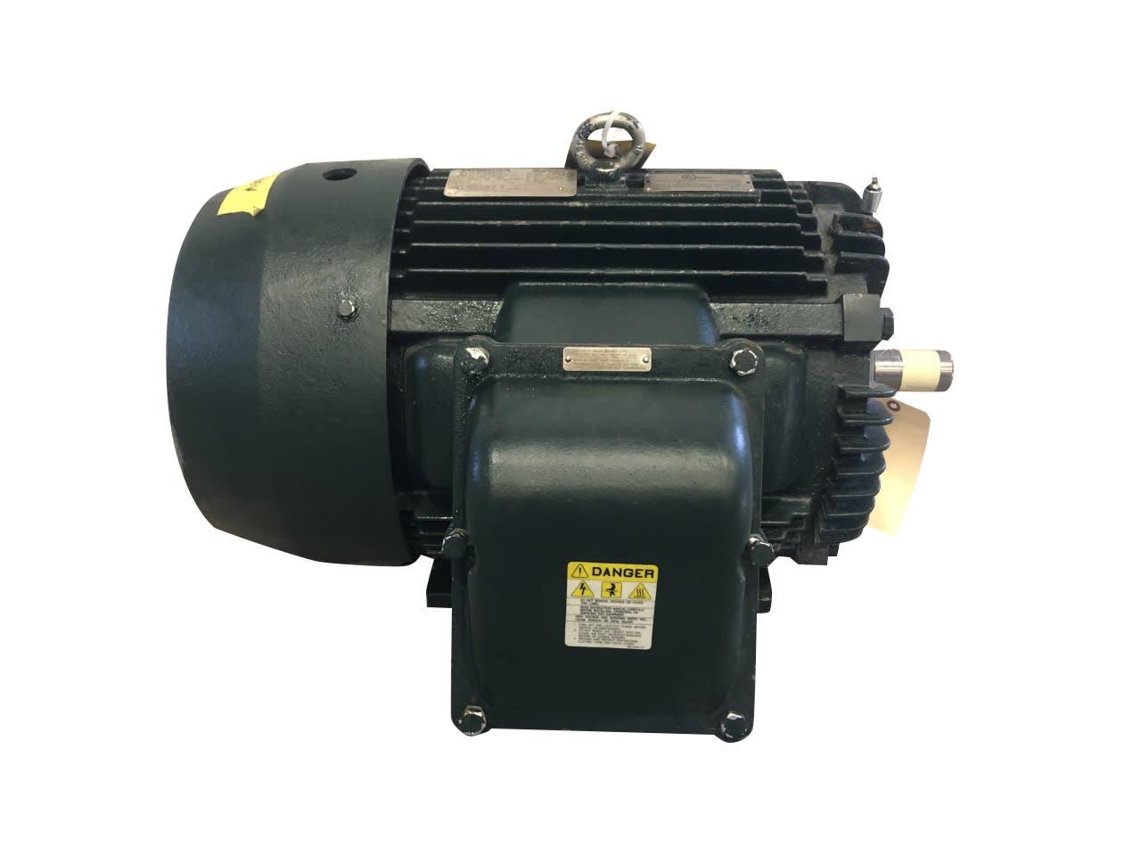 Electric Motor, 10HP, 3600RPM, 230/460V, TEXP, 215T