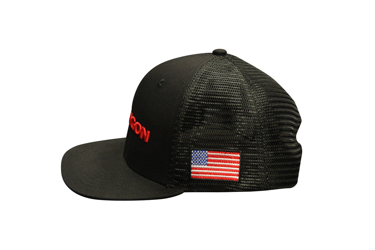 Dragon Mesh-Back Hat