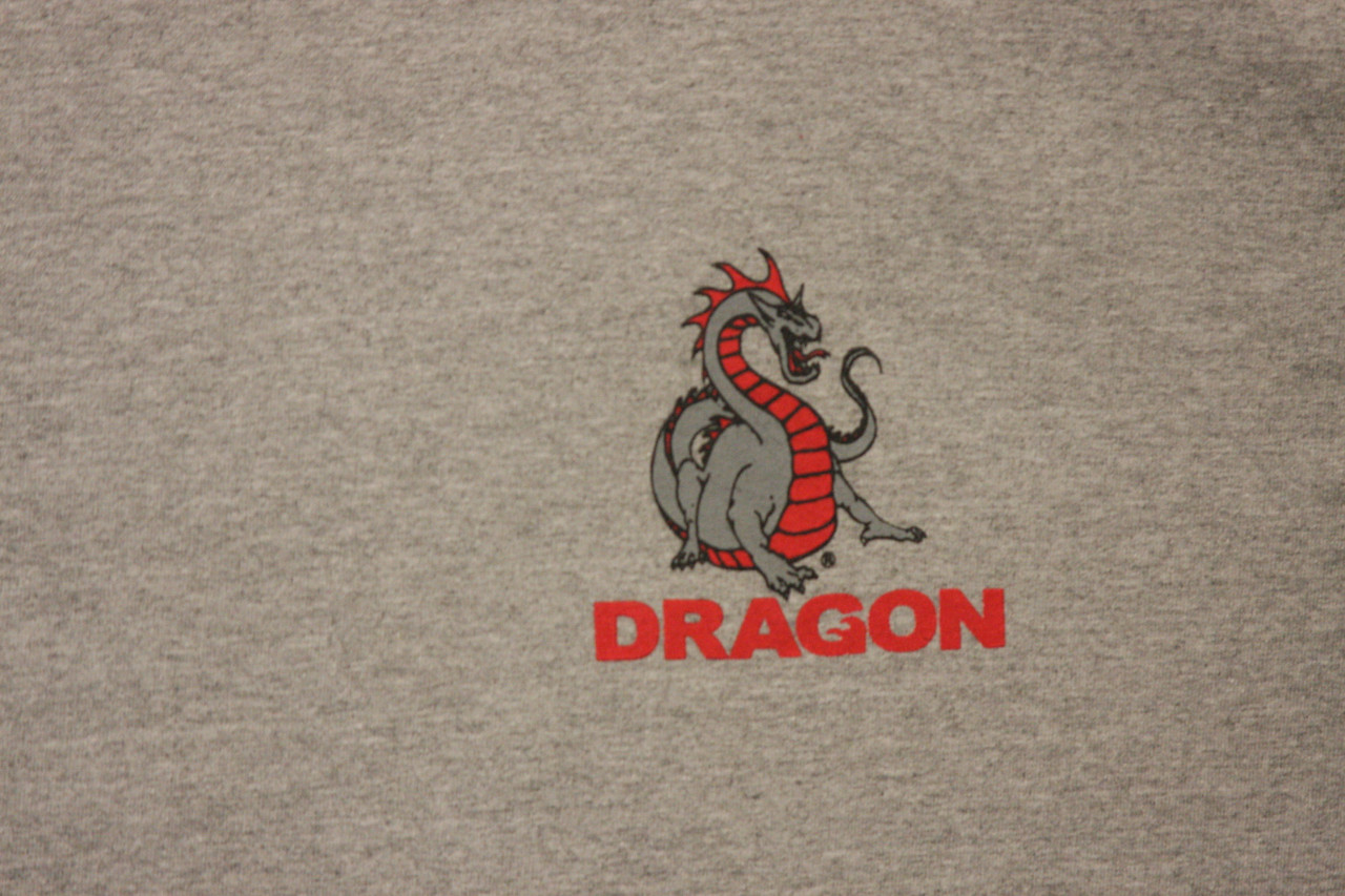Dragon Cotton T-Shirt