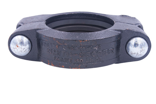 "4"" Groove Coupling, Clamp"