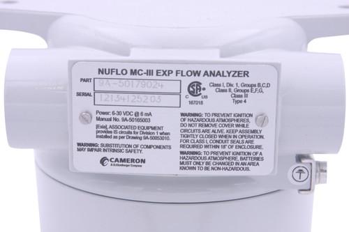MC-III EXP, Flow Analyzer, NuFlo