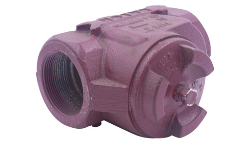 Swing Check Valve, Series D Ductile Iron, Balon
