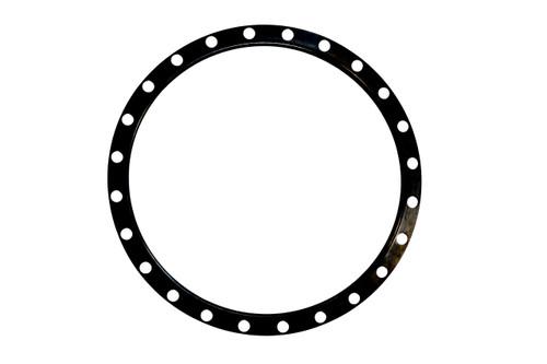 Manway Gasket, 24 Hole, Ring Style, Buna