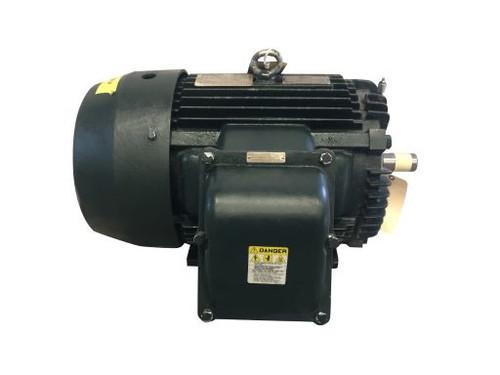 Electric Motor, 10HP, 1800RPM, 230/460V, TEXP, 215T