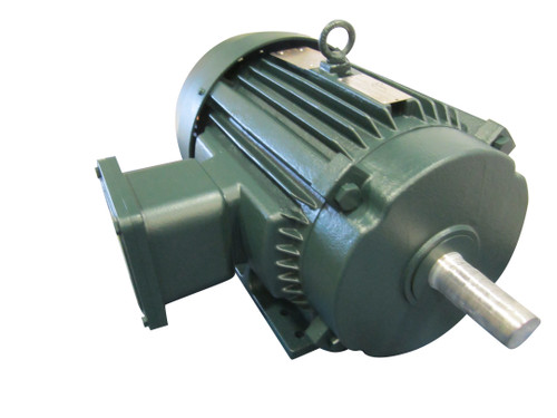15 HP Electric Motor, 1800RPM, 230/460V, TEXP, 254T