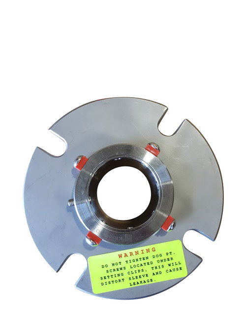 "1.875"", Mechanical Seal, Multiple Spring Cartridge, Silicon Carbide, Big Bore"