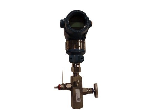 Manifold, for Rosemount 3051 Pressure Transmitter