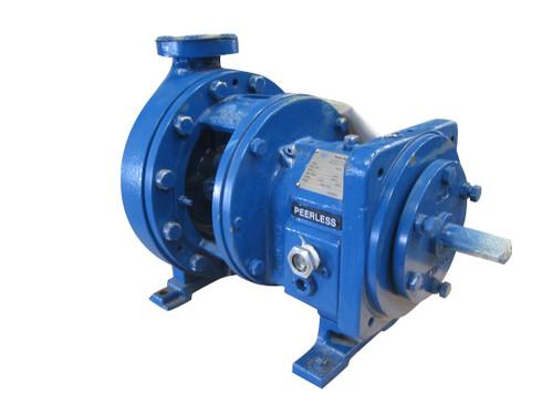 Peerless Pump, 1.5X3-10 MTP 316SS