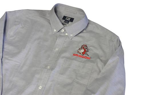 Light Blue, Long Sleeve Button Down Shirt