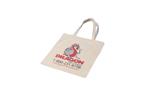 Dragon Canvas Bags - (5 pack)