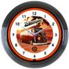 VW Bus Neon Clock