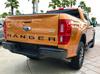 2019-Up Ford Ranger Tailgate Letter Kit (Black)