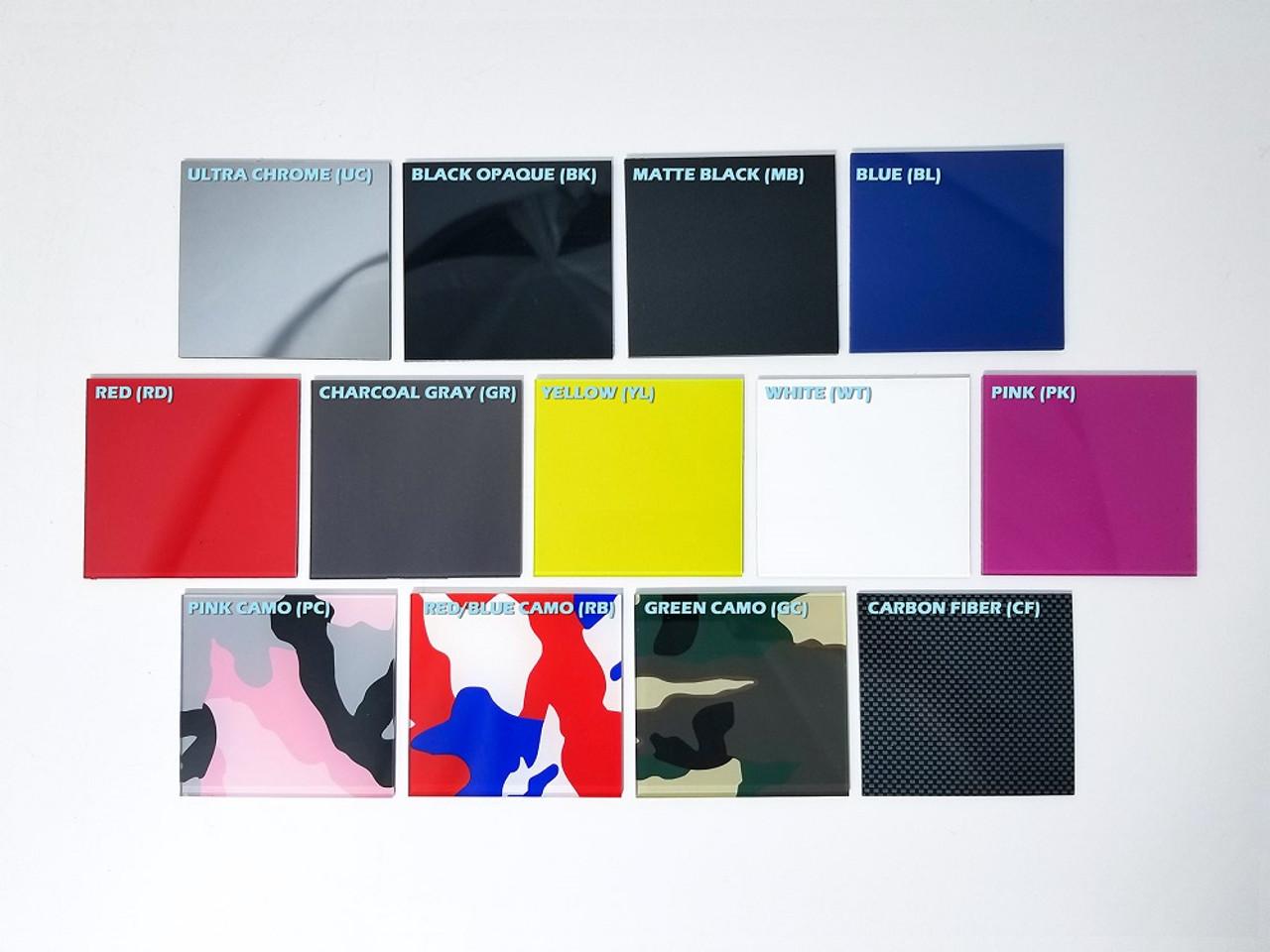 Color Selection Palette