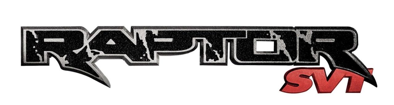 Ford Raptor SVT Metal Sign