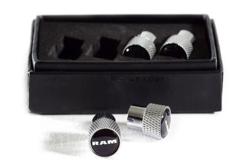 Ram Knurled Valve Caps
