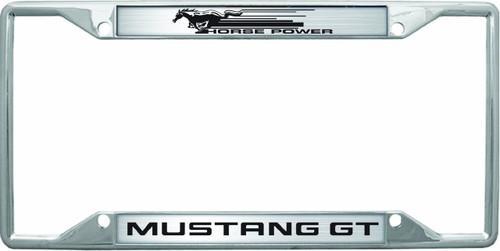 Mustang GT License Frame