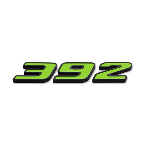 2015-Up Dodge Challenger 392 Side Badges - Sublime Pearl