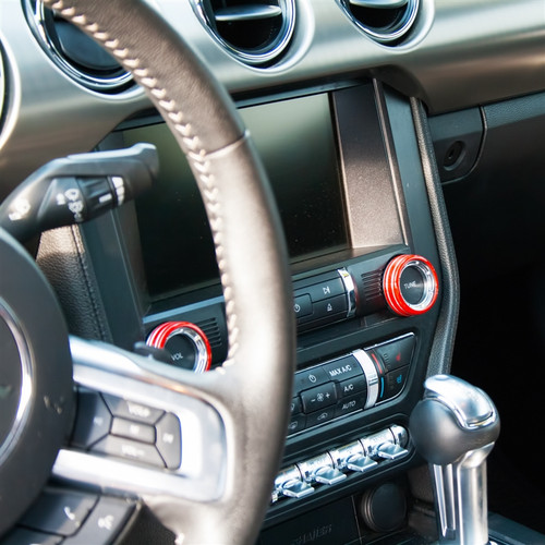 Mustang Knob Kit w/ Navigation (alt 1)
