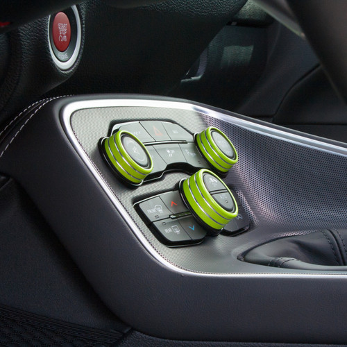 Dodge Challenger Cabin Covers - Sublime Pearl zoom