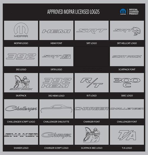 Dodge Logos/Lettering