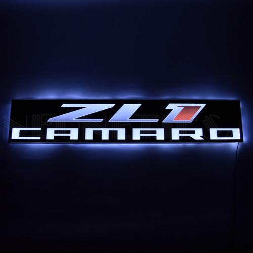 Chevrolet Camaro ZL1 Slim LED Sign