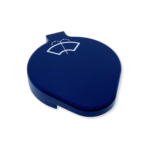 15-Up Ford Mustang Billet Washer Fluid Cap Cover
