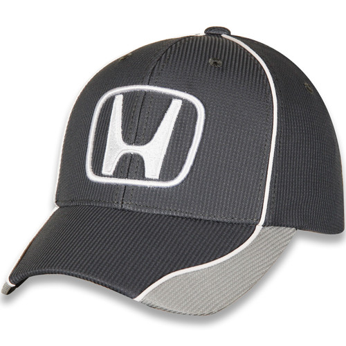 Honda Two Tone Gray Hat (left)