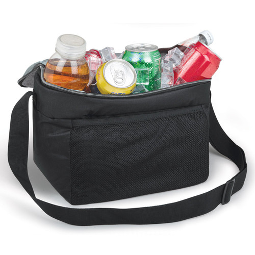 GMC Igloo 16 Can Cooler Gray Bag (inside)