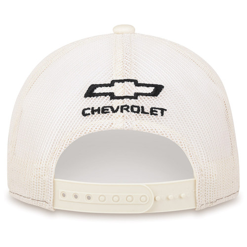 Chevrolet Colorado ZR2 Charcoal and Khaki Mesh Hat (back)