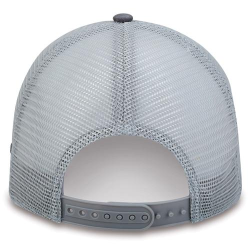 Chevrolet Silverado Z71 Gray Mesh Hat (back)