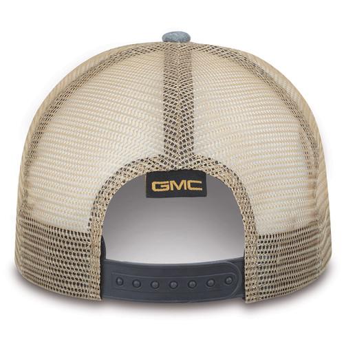 GMC Sierra HD Duramax Mesh Hat (back)