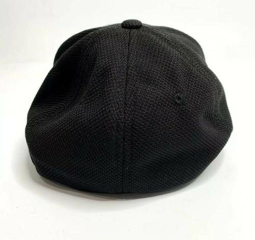 C4 Corvette Black Flex Fit Hat (back)