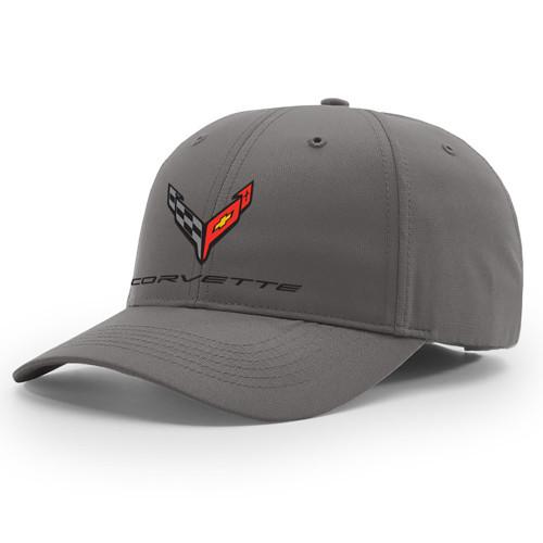 C8 Next Gen Corvette Performance Gray Hat
