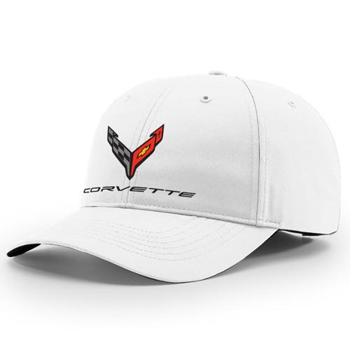C8 Next Gen Corvette Performance White Hat